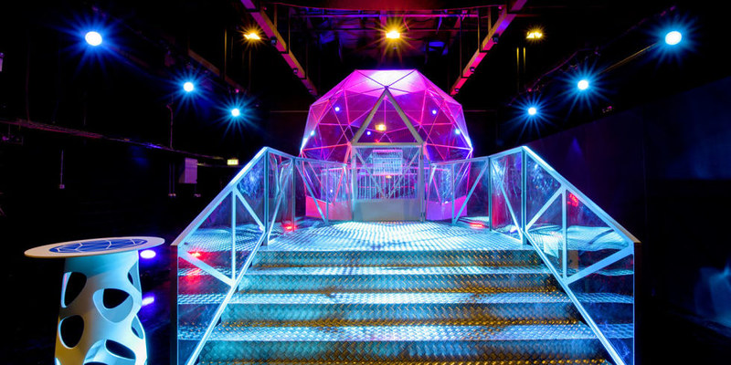 crystal maze live indoor experience for families