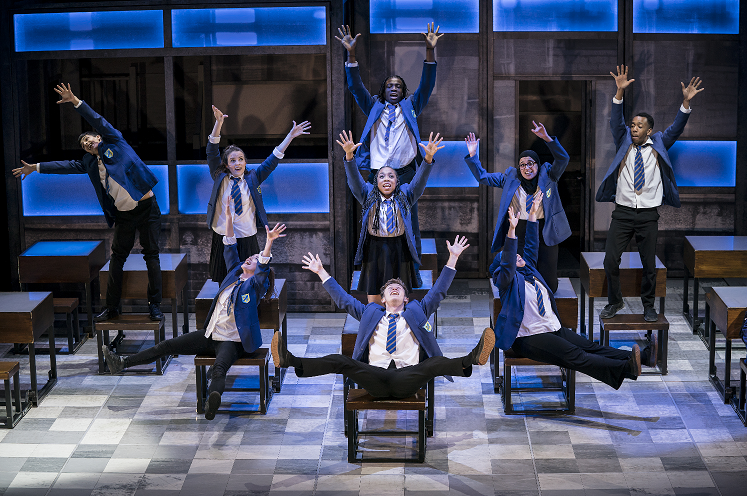 everybody's talking about jamie musical in west end