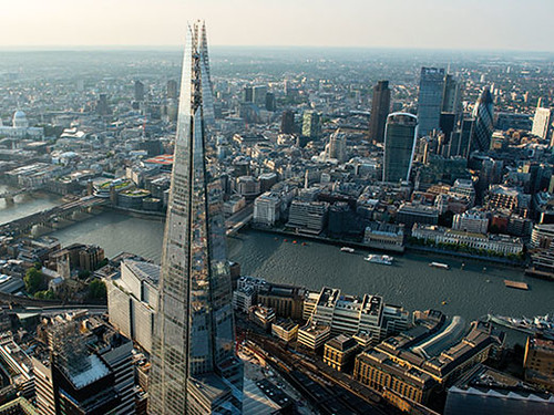 the shard london tourist attraction