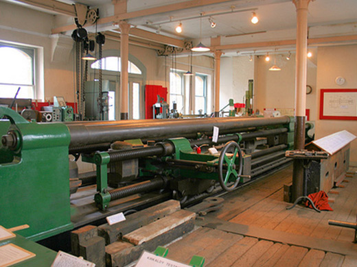 kirkaldy testing museum for budding engineers