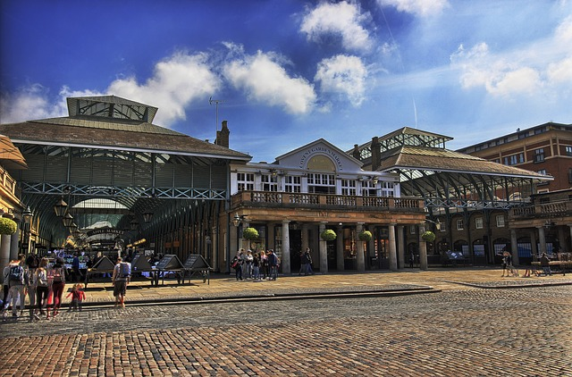 View of Covent Garden