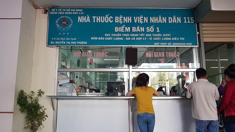 Tổng đài đặt lịch khám bệnh bệnh viện 115 miễn phí