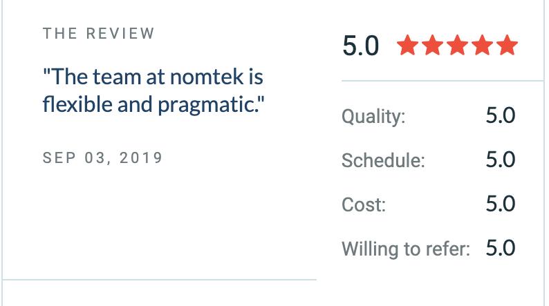 ricardo customer review clutch