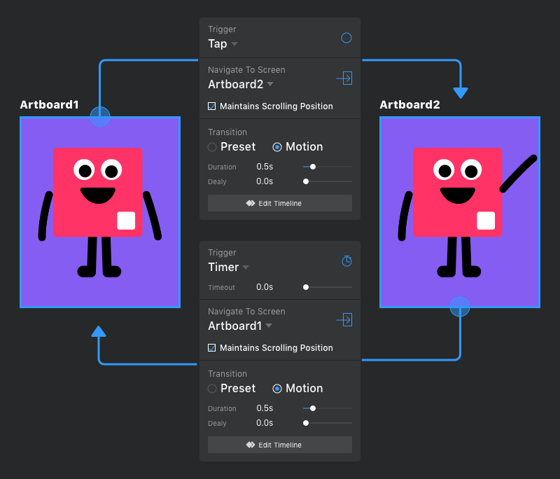 game-making invision tip
