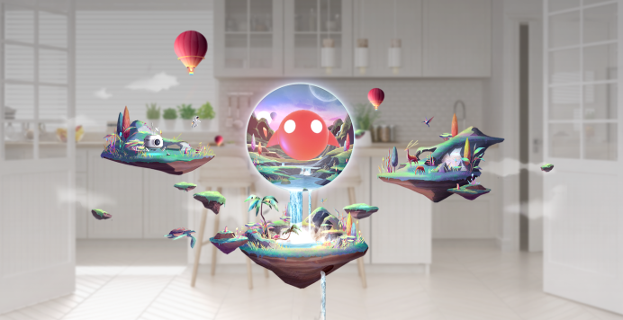 Magic Leap App