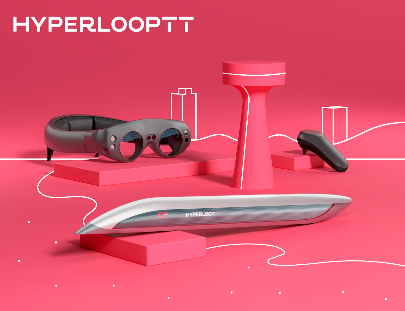 HyperloopTT XR App Cover