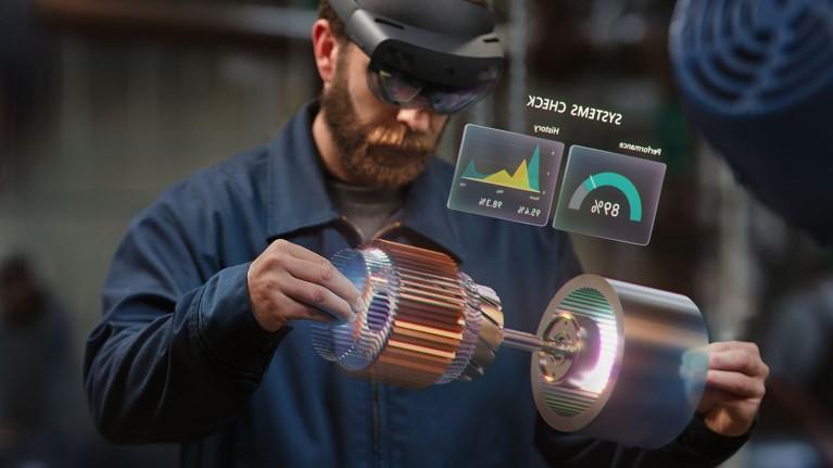 HoloLens 2 Enterprise