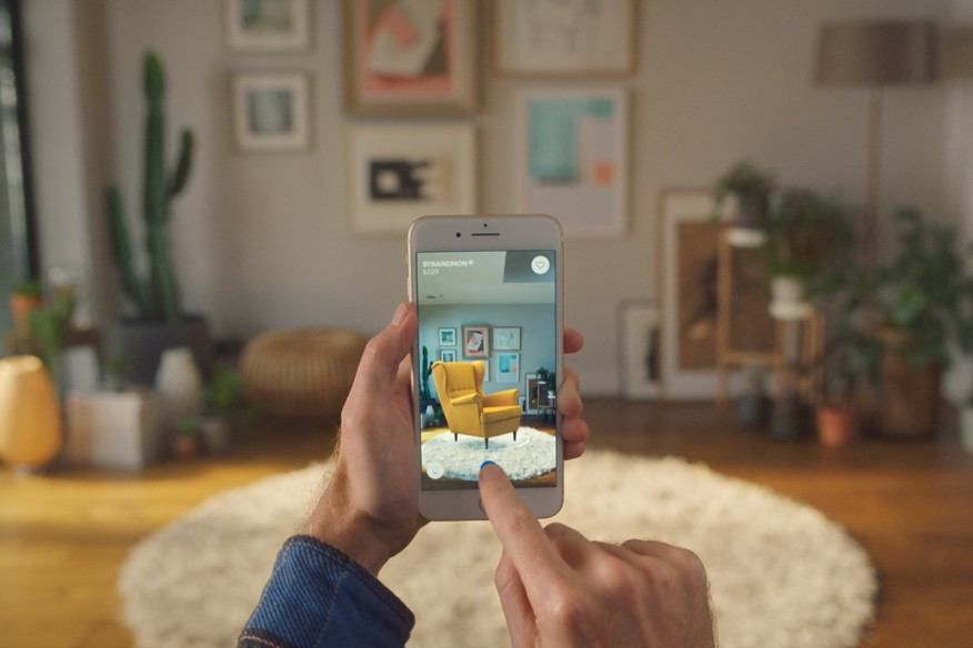 Ikea Place — furniture matching with AR