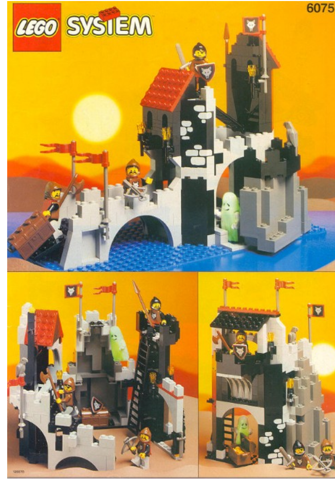 Wolfpack Tower, the Holy Grail of LEGO bricks