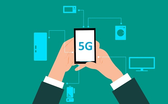 5G is rolling out for good