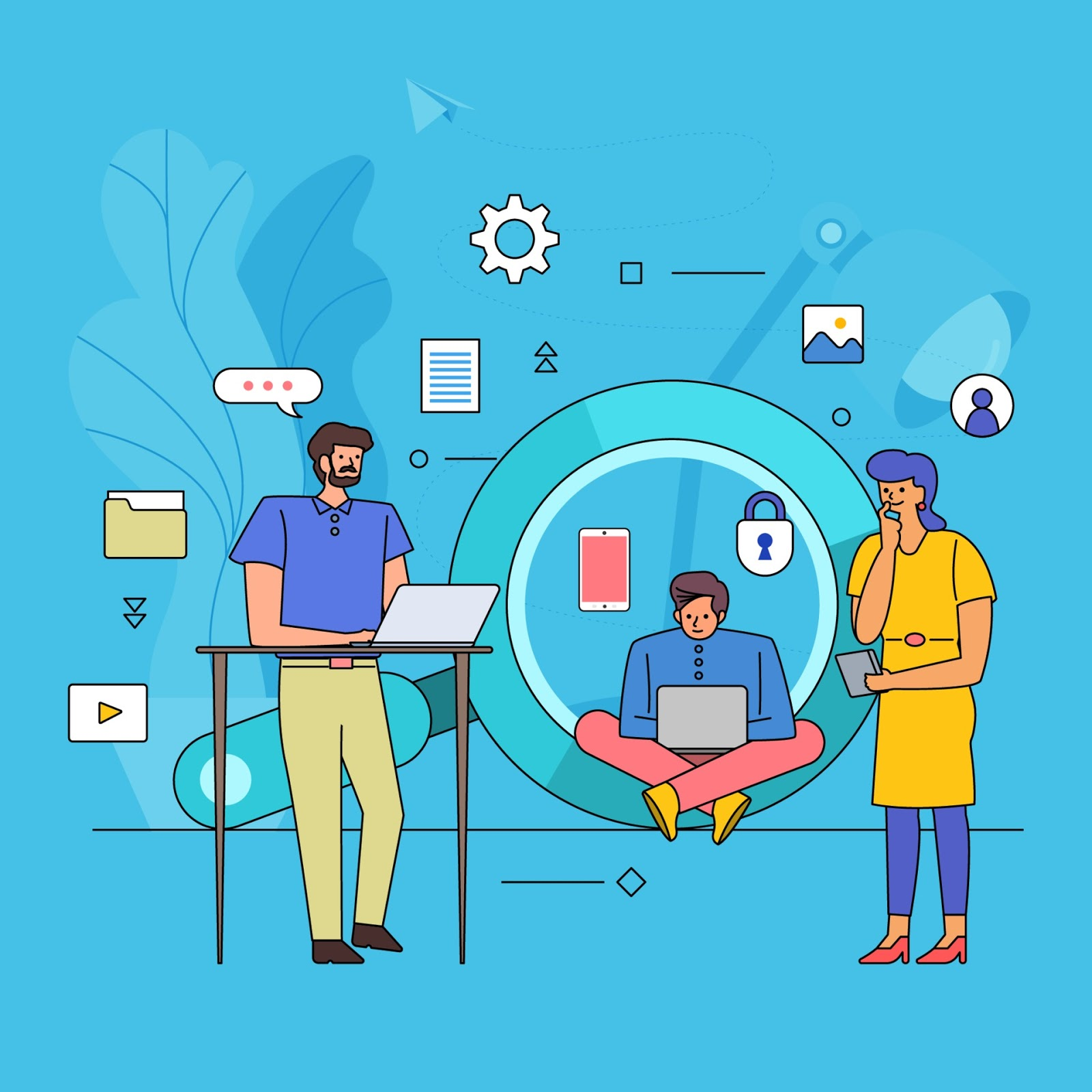 Conducting customer research is a crucial part of ux design