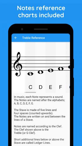 Music reader App