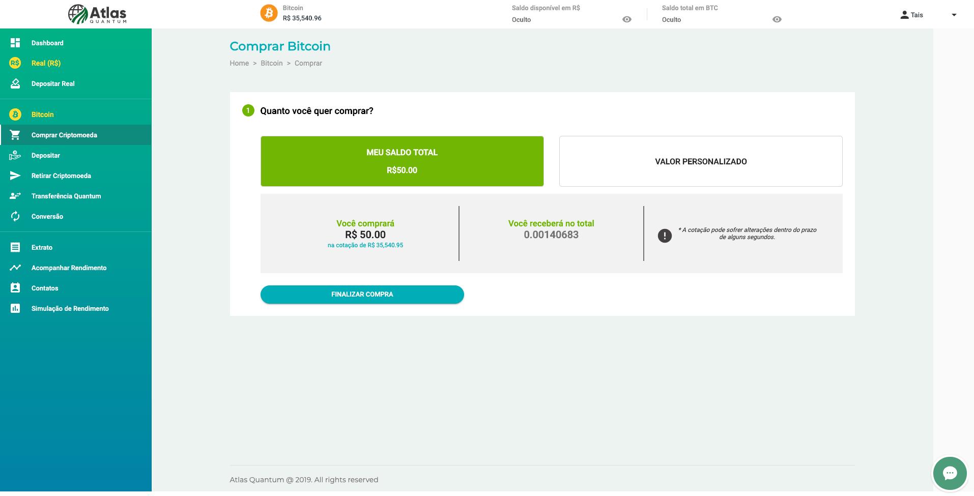 Tutorial: Como Comprar Bitcoin após Fazer Depósito em Reais