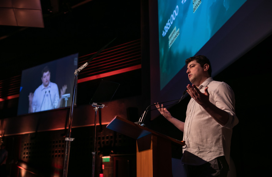 Conheça a história de Rodrigo Marques, CEO do Atlas Quantum