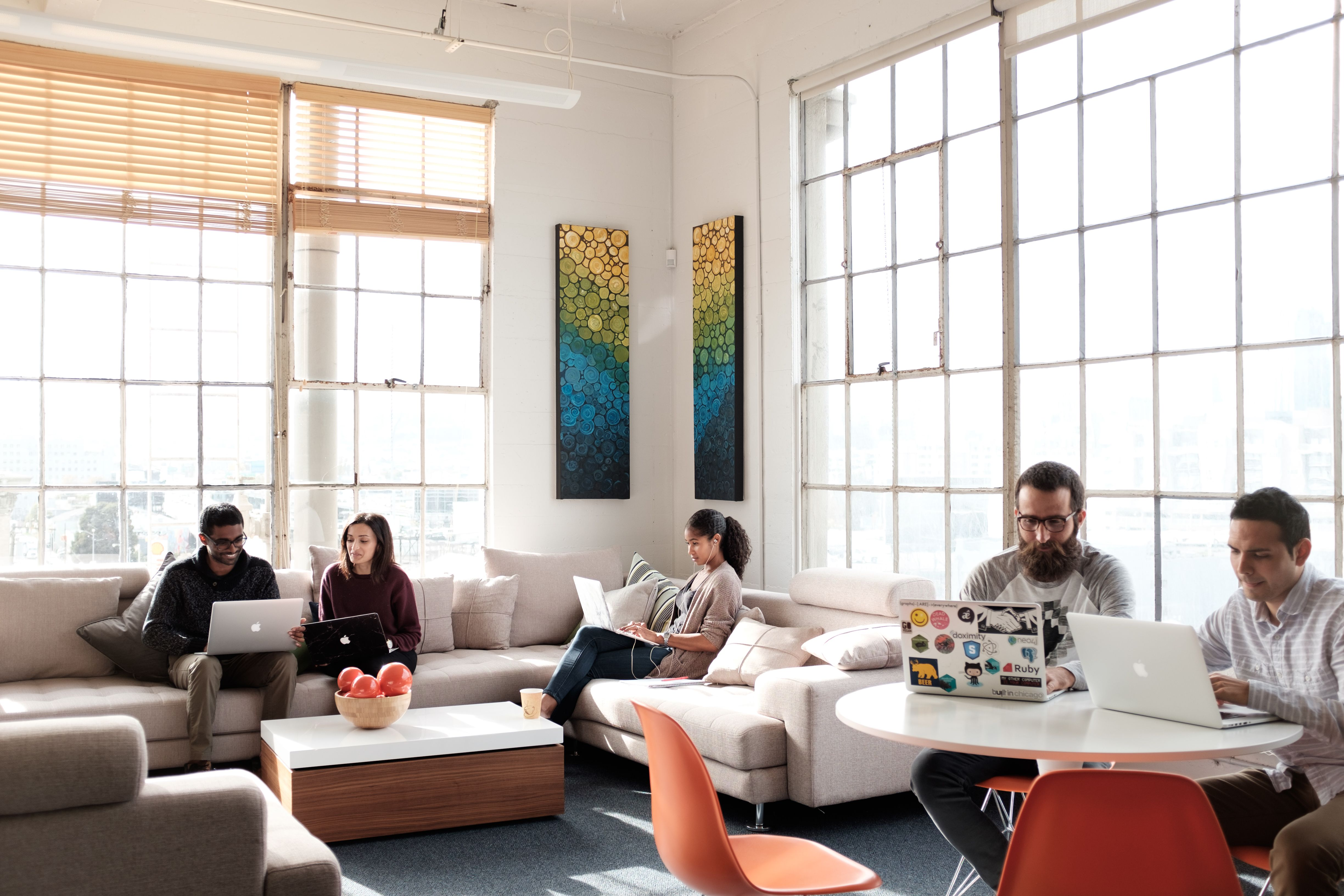 The Doximity office in San Francisco