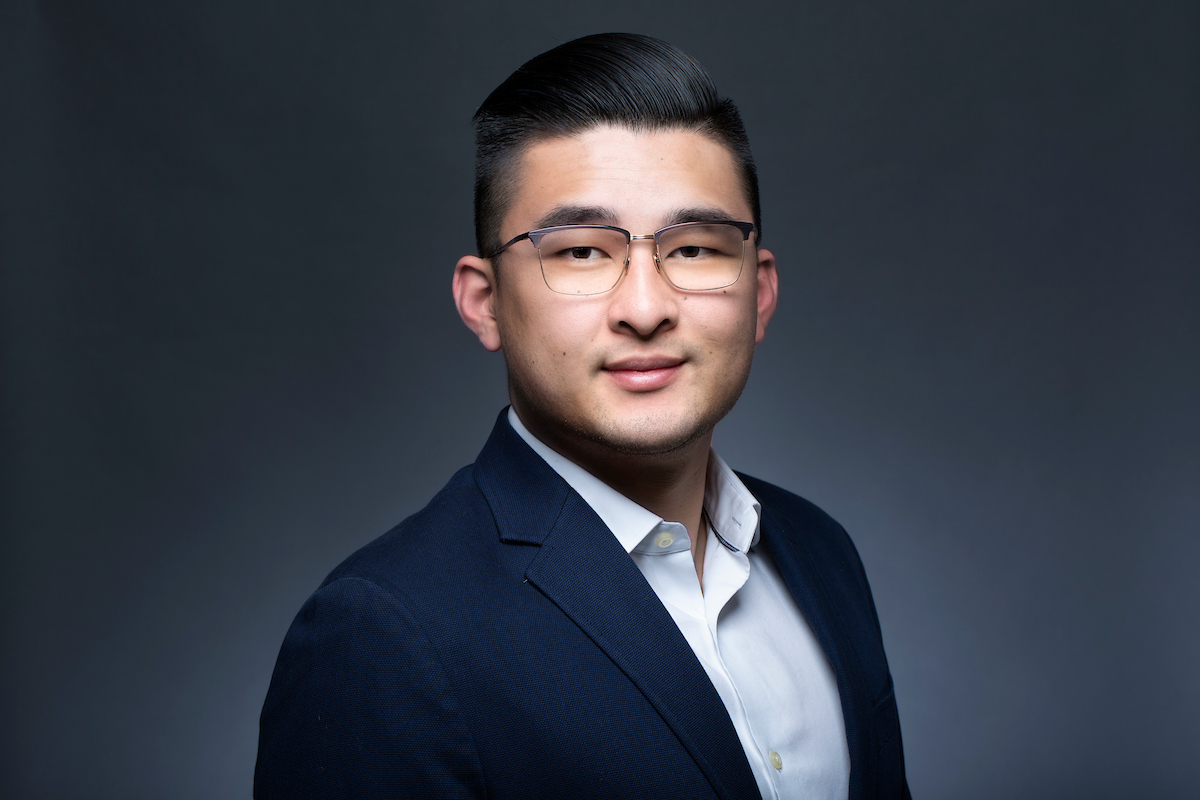 Headshot of Michael Zheng, Head of Finance at Affinity