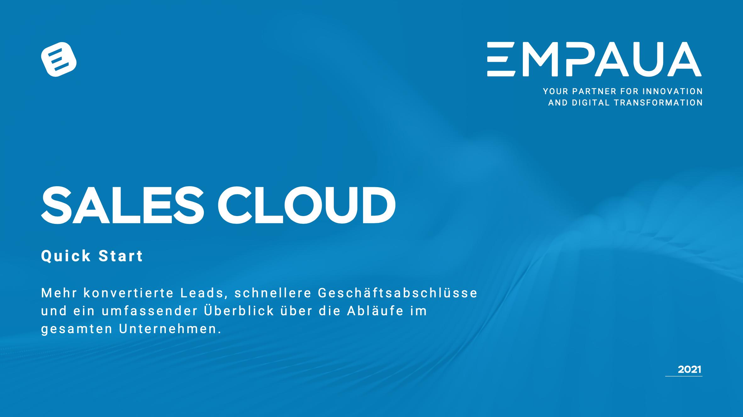 EMPAUA Salesforce-Lösungen und -Implementierung