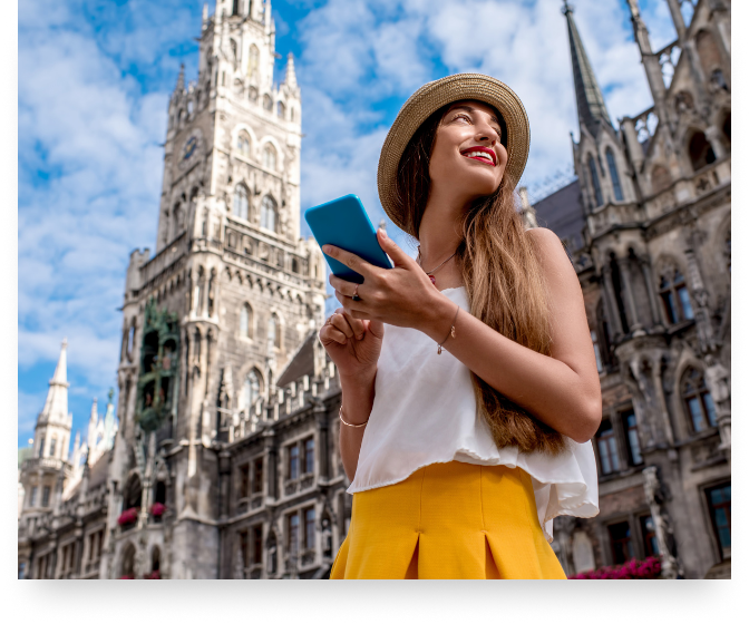 Travel and Transportation EMPAUA Salesforce Partner