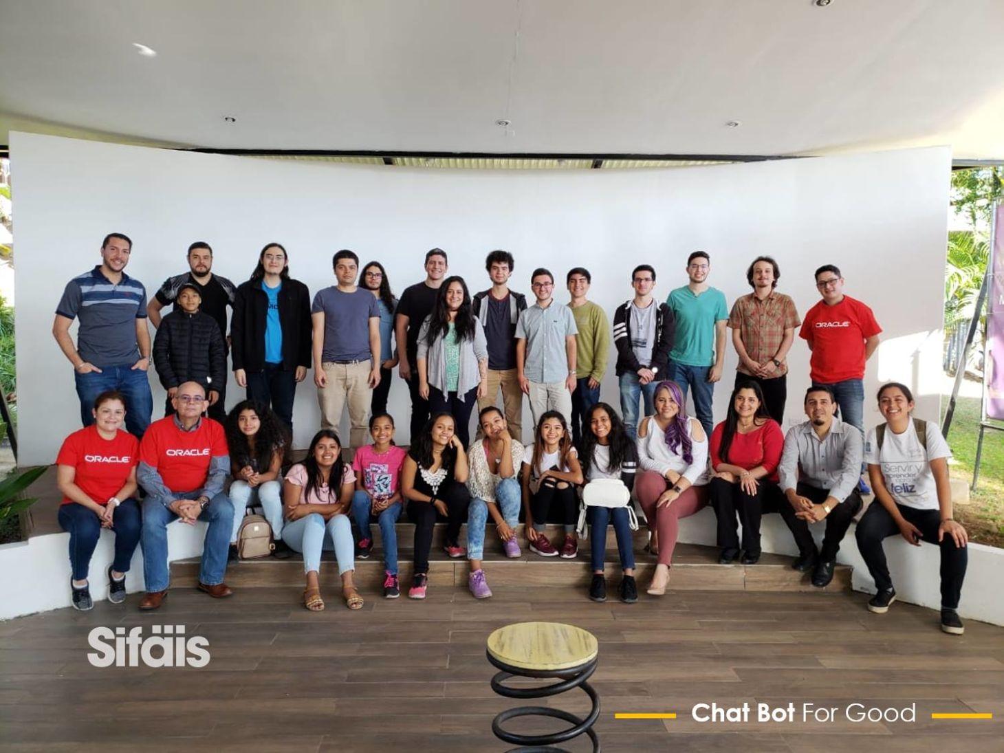 Estudiantes crean Chatbot para solucionar problemas identificados por jóvenes de La Carpio