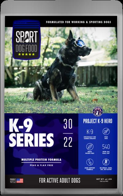 Project K-9 Hero