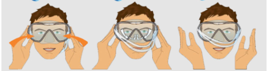diving mask examples
