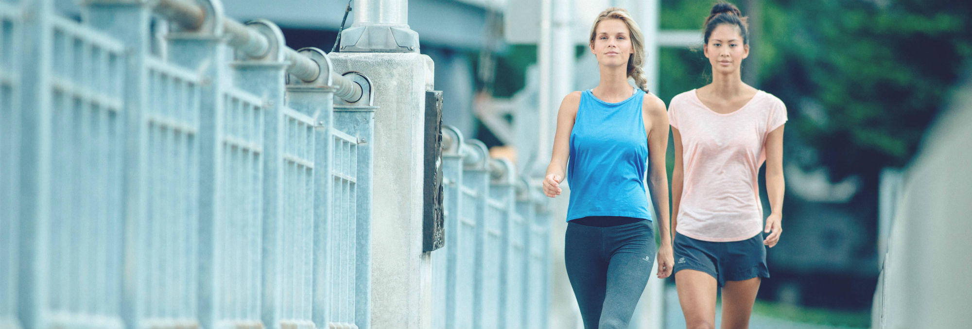 Enjoy the Stress-Busting Benefits of Active Walking