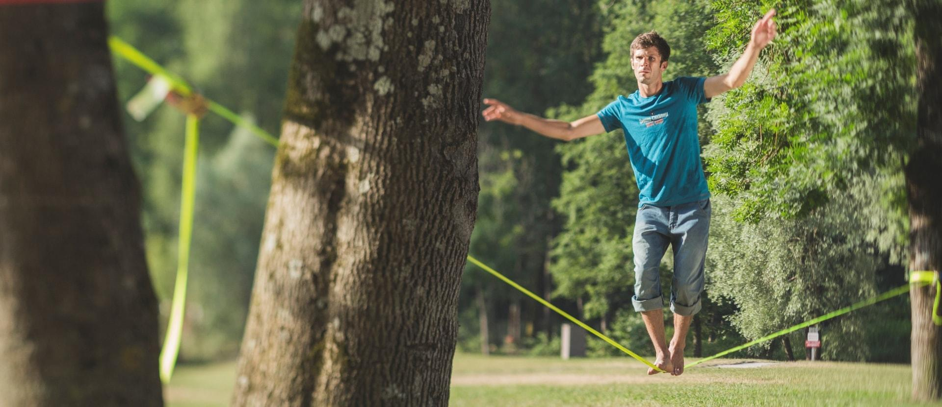 An Expert's Tips: How To Choose The Right Slackline
