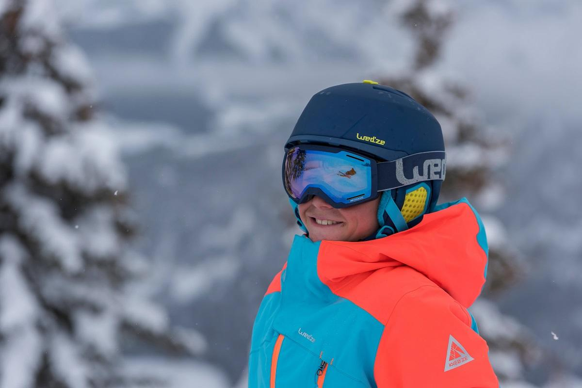 How to Choose a Ski Helmet