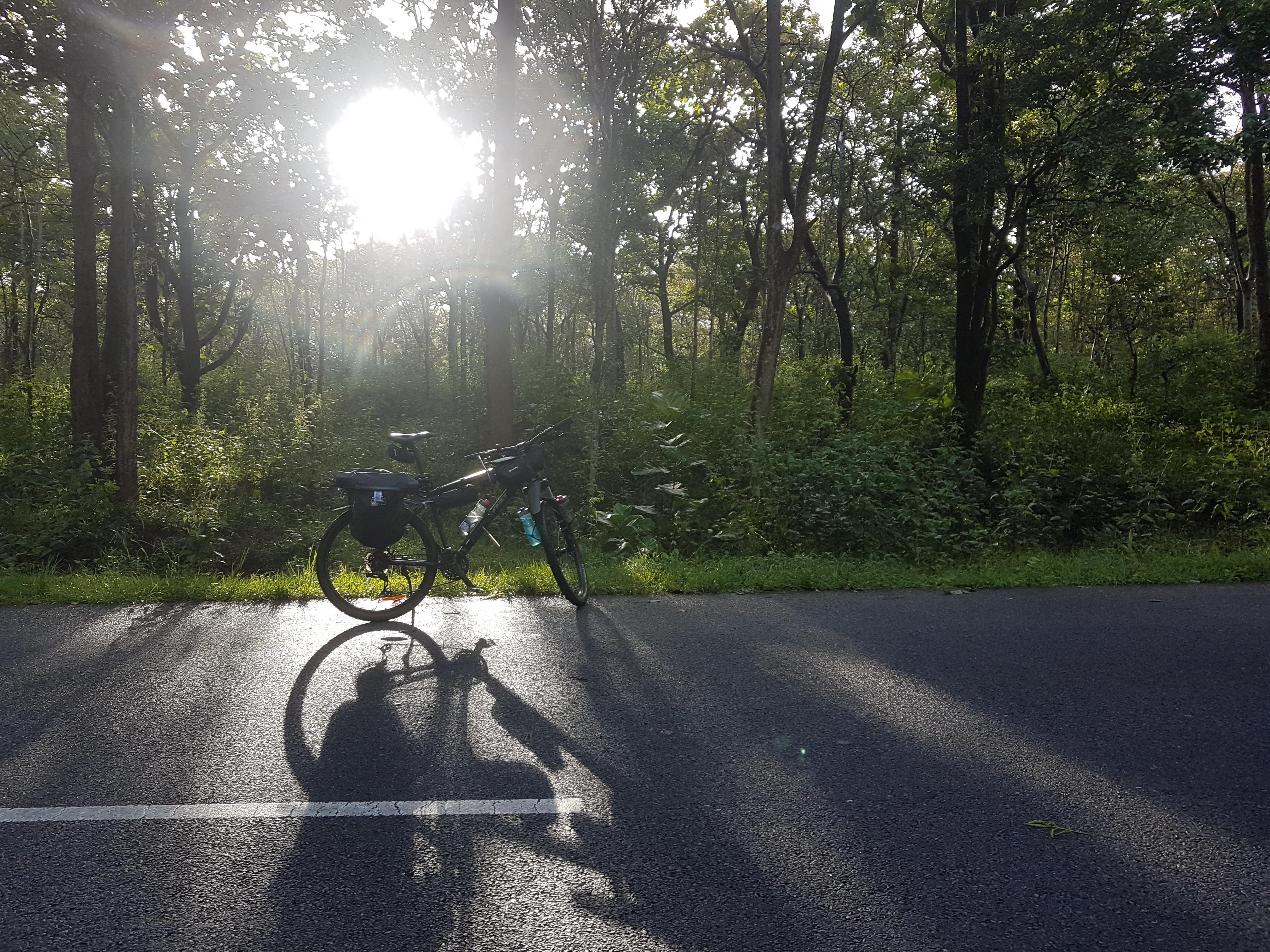 Bicycle Diaries - Calicut To Bangalore