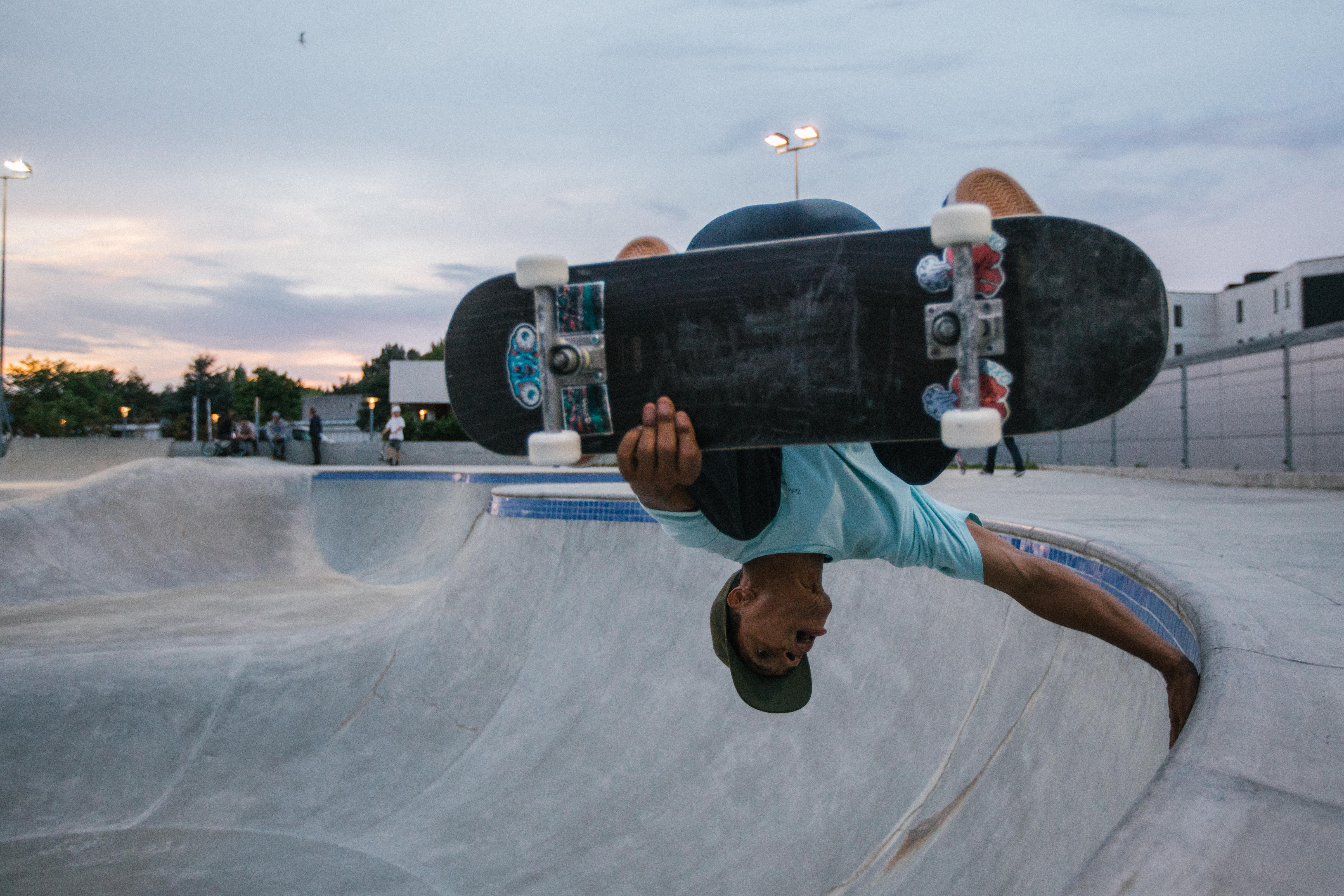Skateboarders are Changemakers - Tour Europe