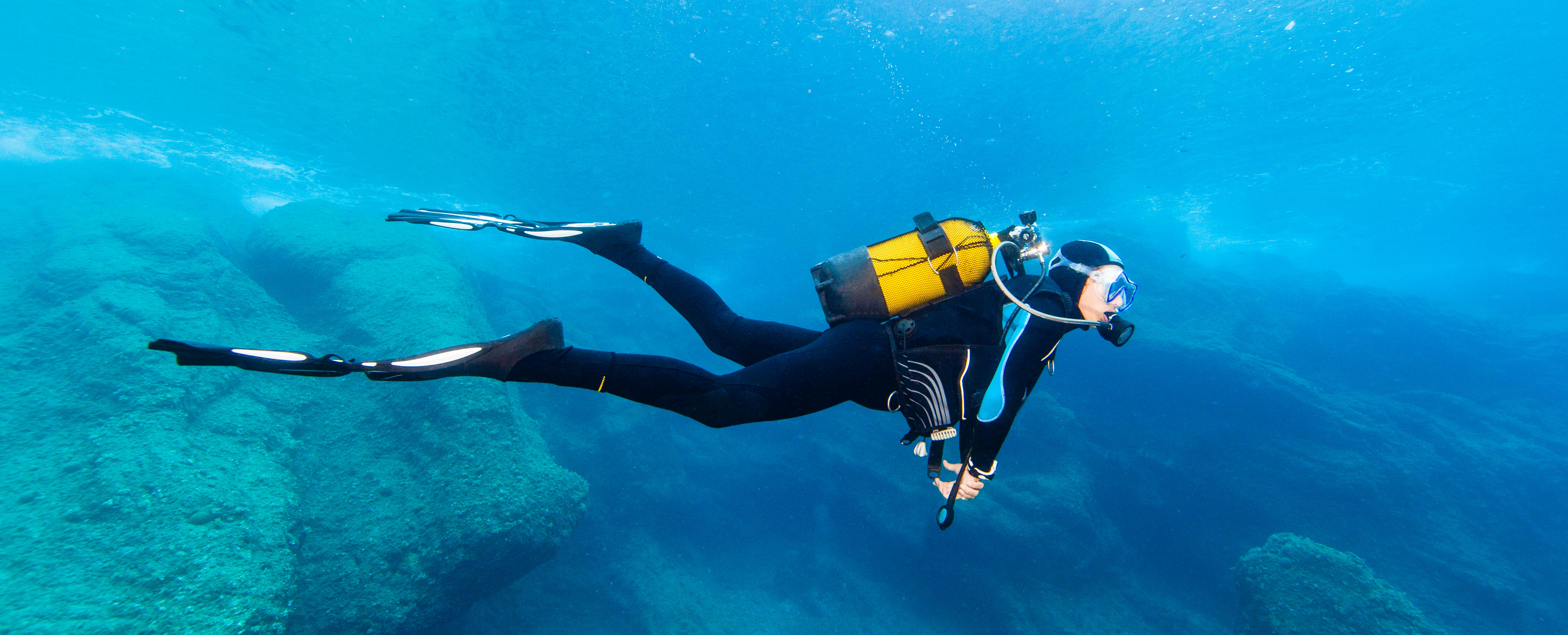 10 reasons to start diving