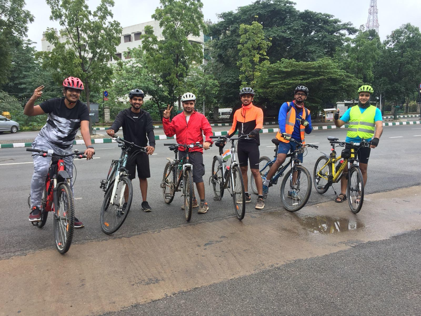Cycling Communities: Back on the Saddle