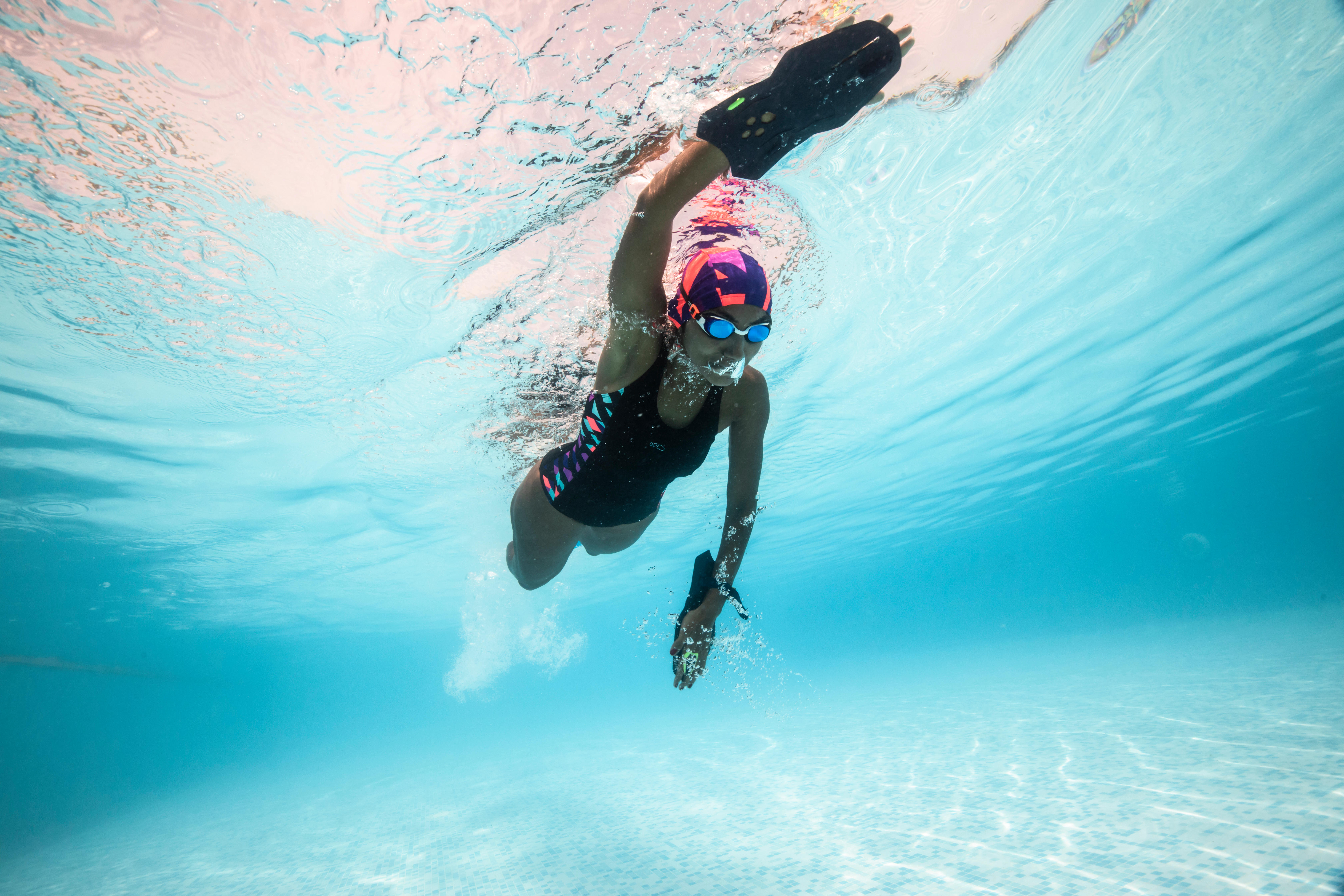 Swimming Workout to Tone Arms & Gain Muscle Power