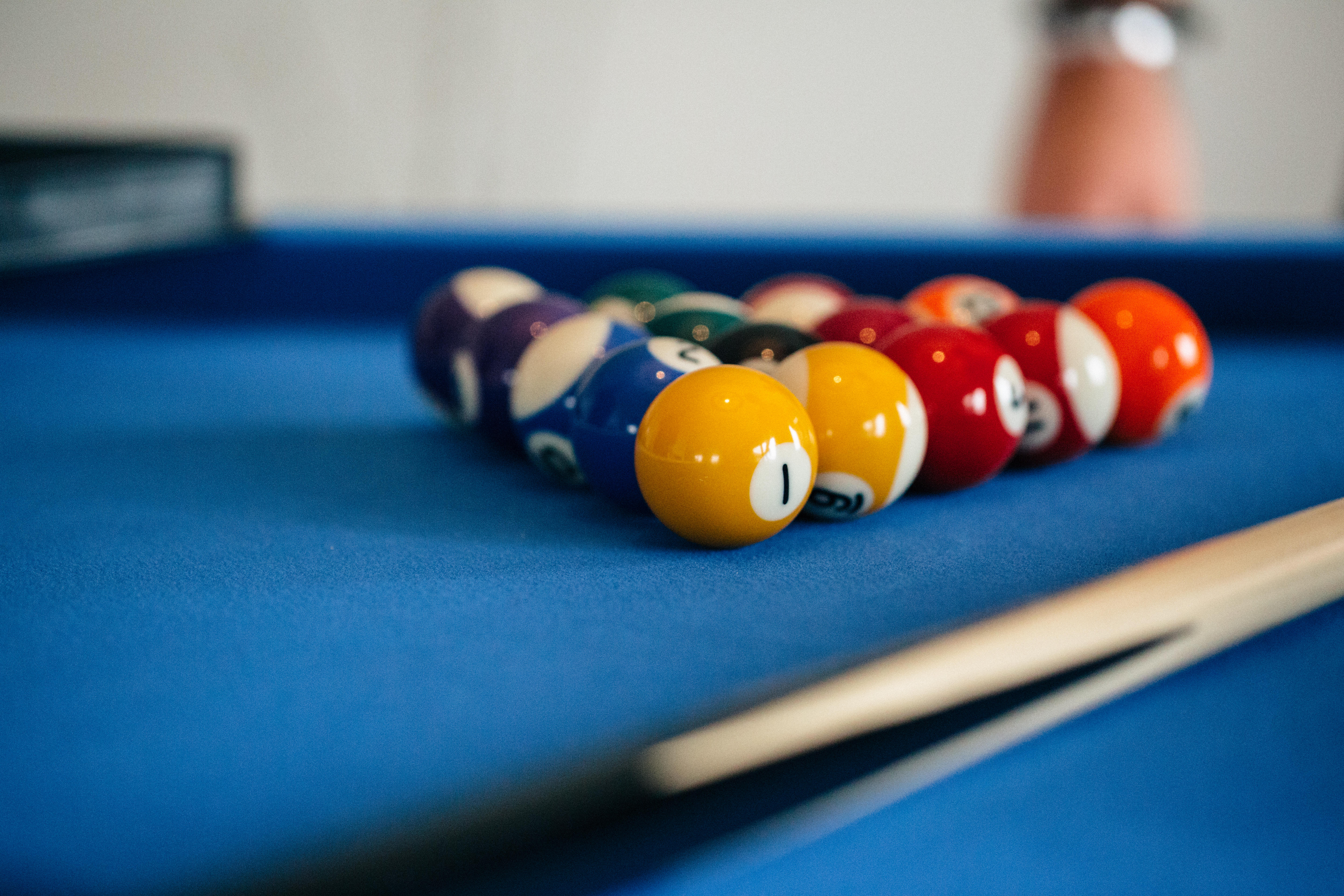 Billiards Equipment: What Do You Need?