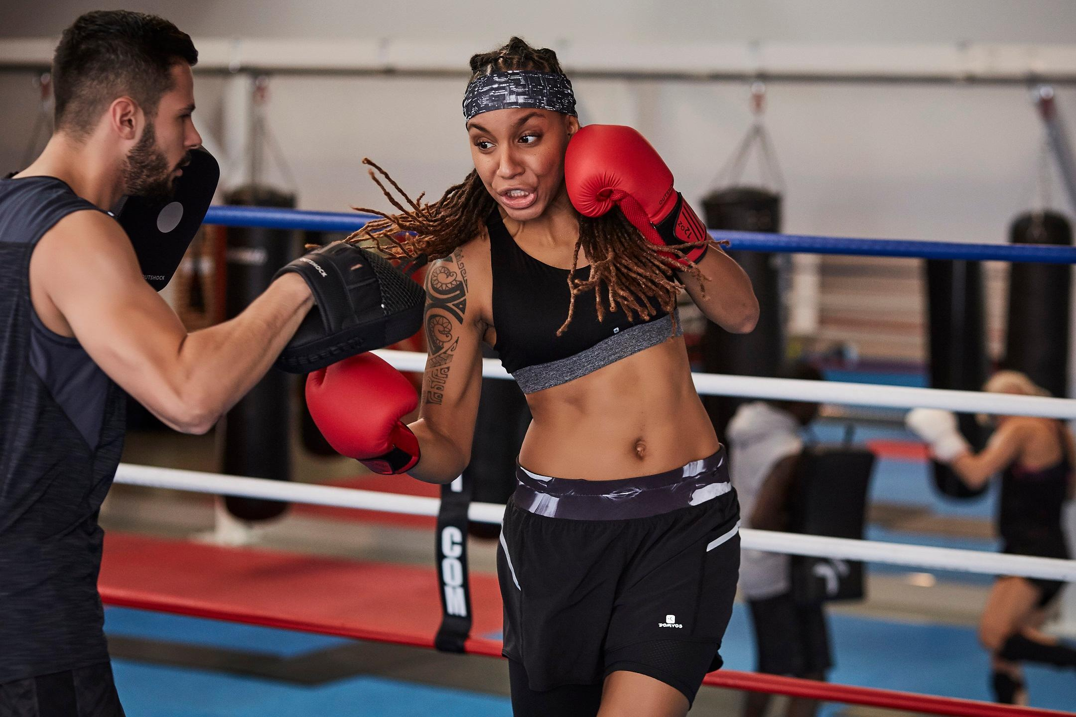 Boxing isn't Just for Men - Blog Decathlon