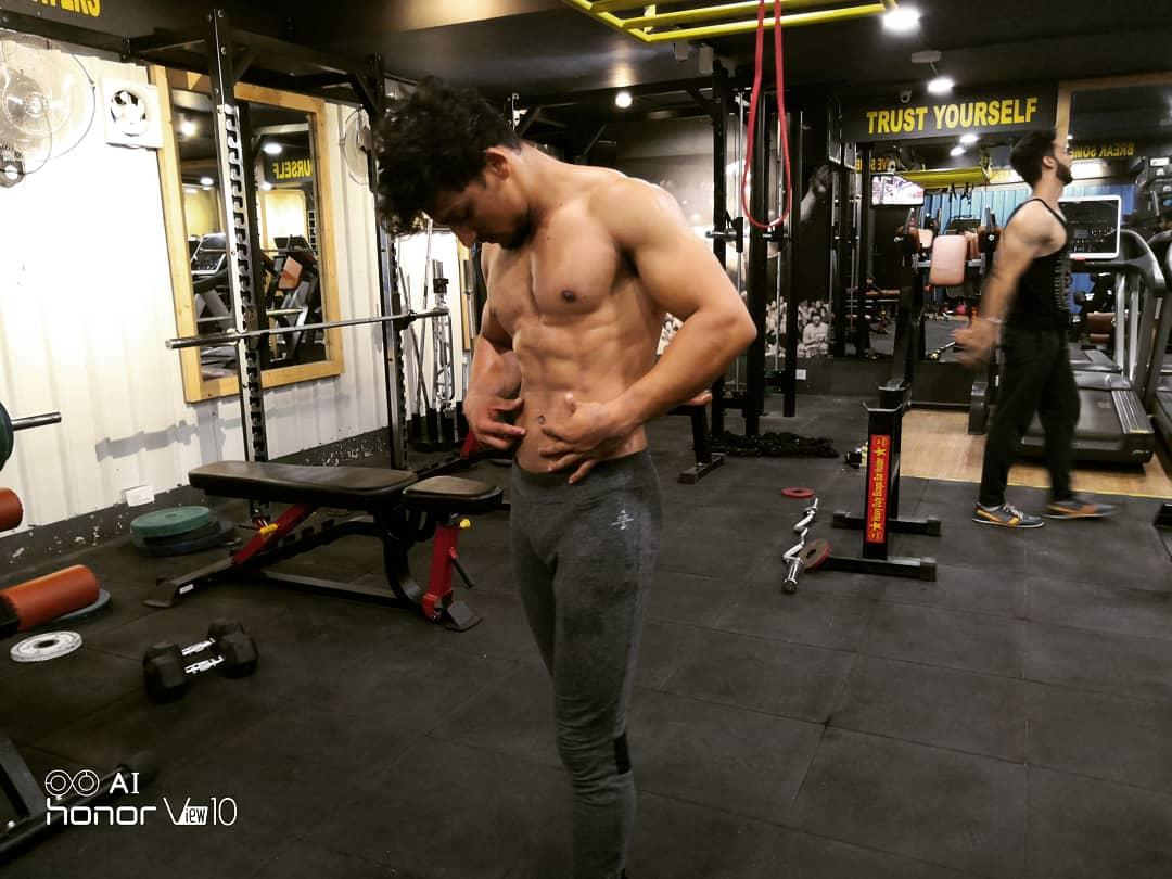 #Resolution2019 - Dileep on building his physique