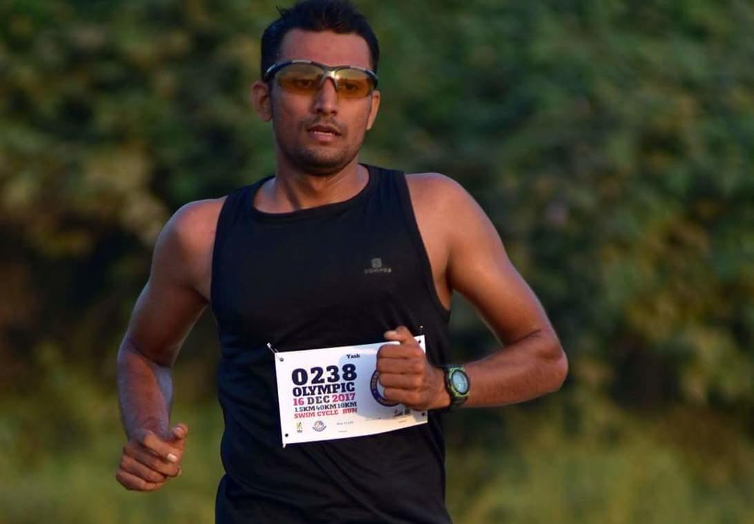 Yash on Mastering Hill Running and Triathlons