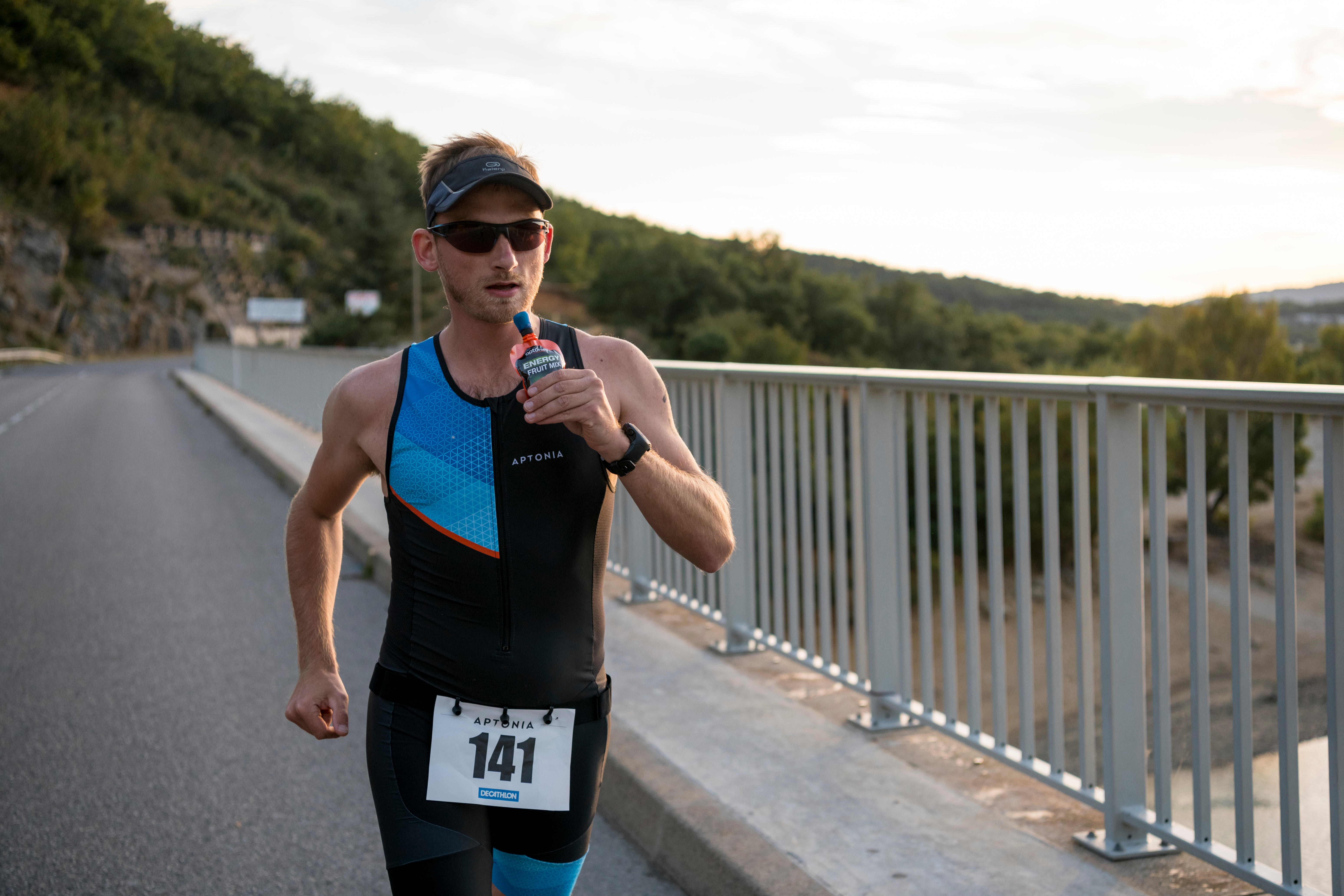 Race Day Strategy to manage your race