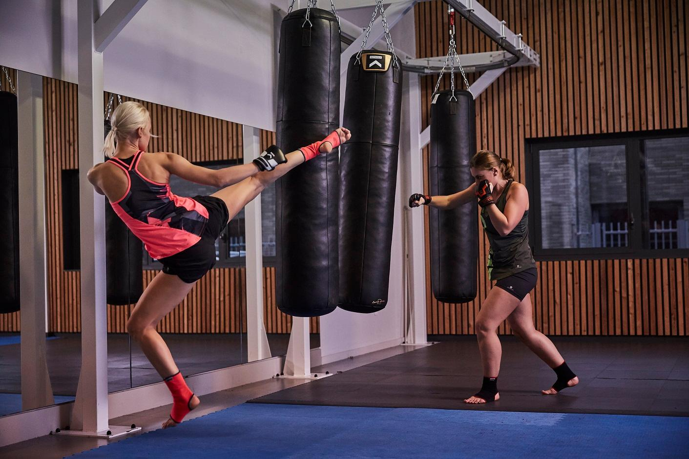 THE BENEFITS OF BOXING FOR WOMEN