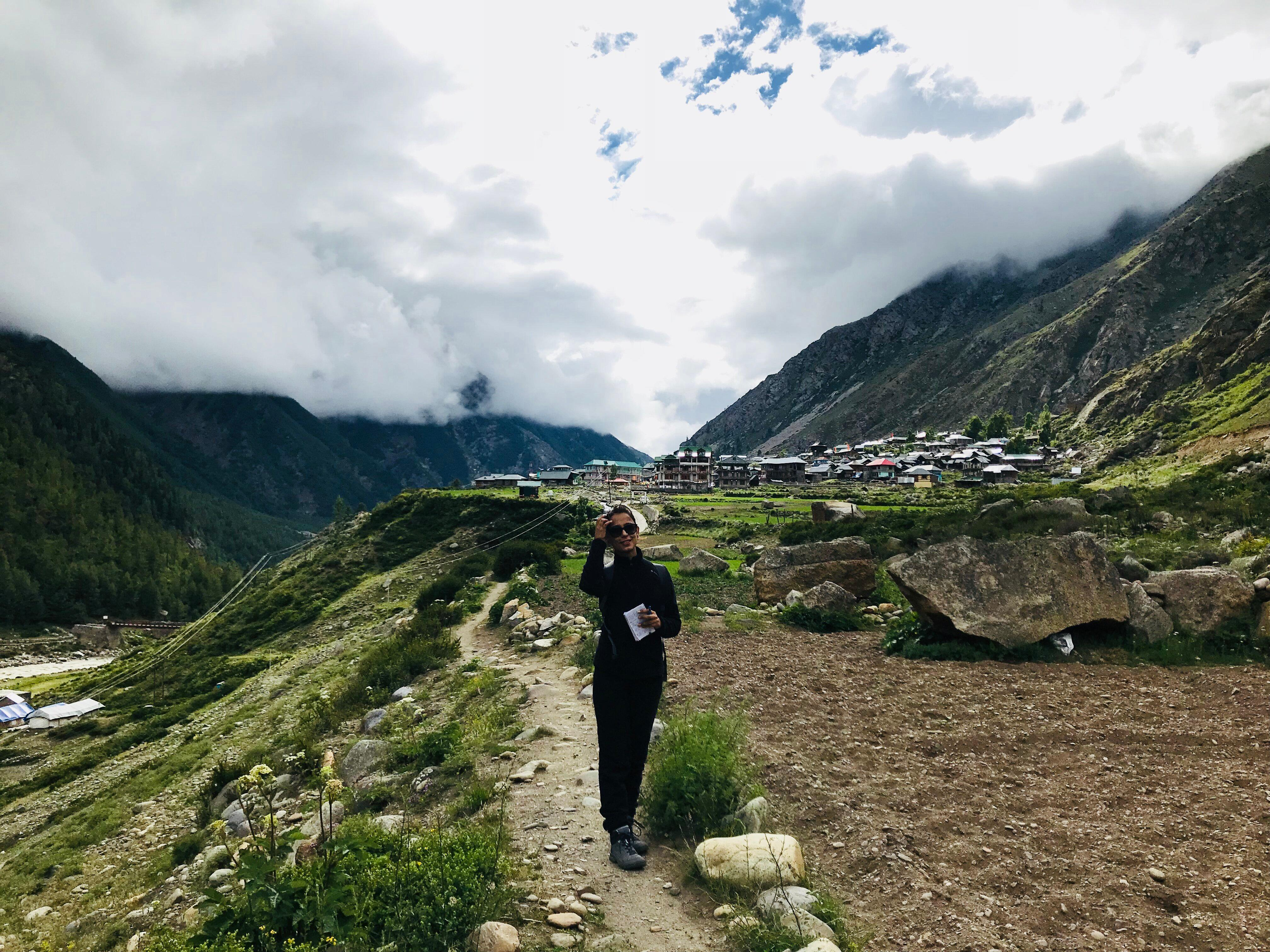 Smriti Singh on Backpacking for Women Travellers