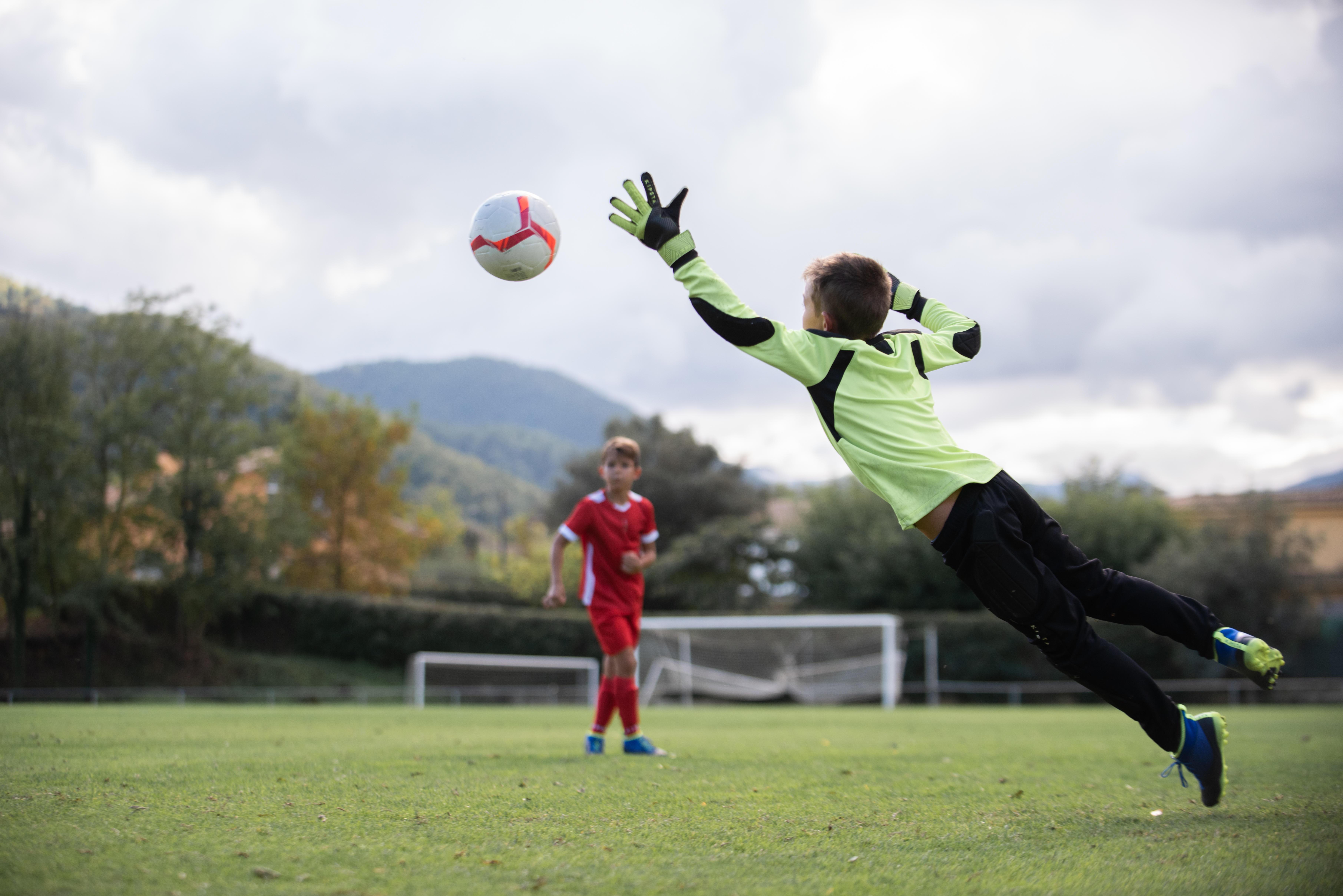 Football - the essential kit