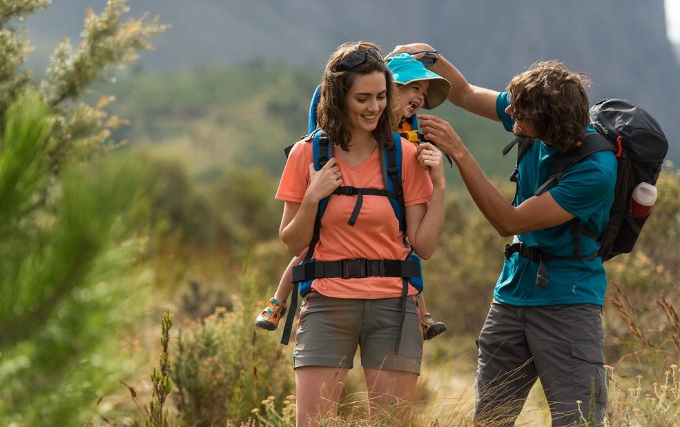 How to Carry Your Baby When Hiking?
