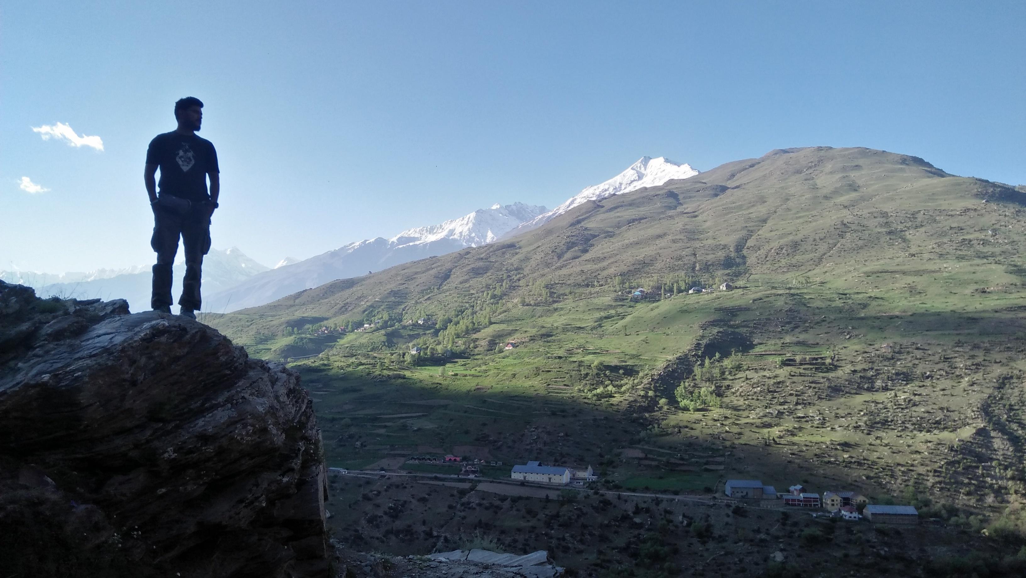 Gokul Bhandari - Why go Solo-Backpacking?