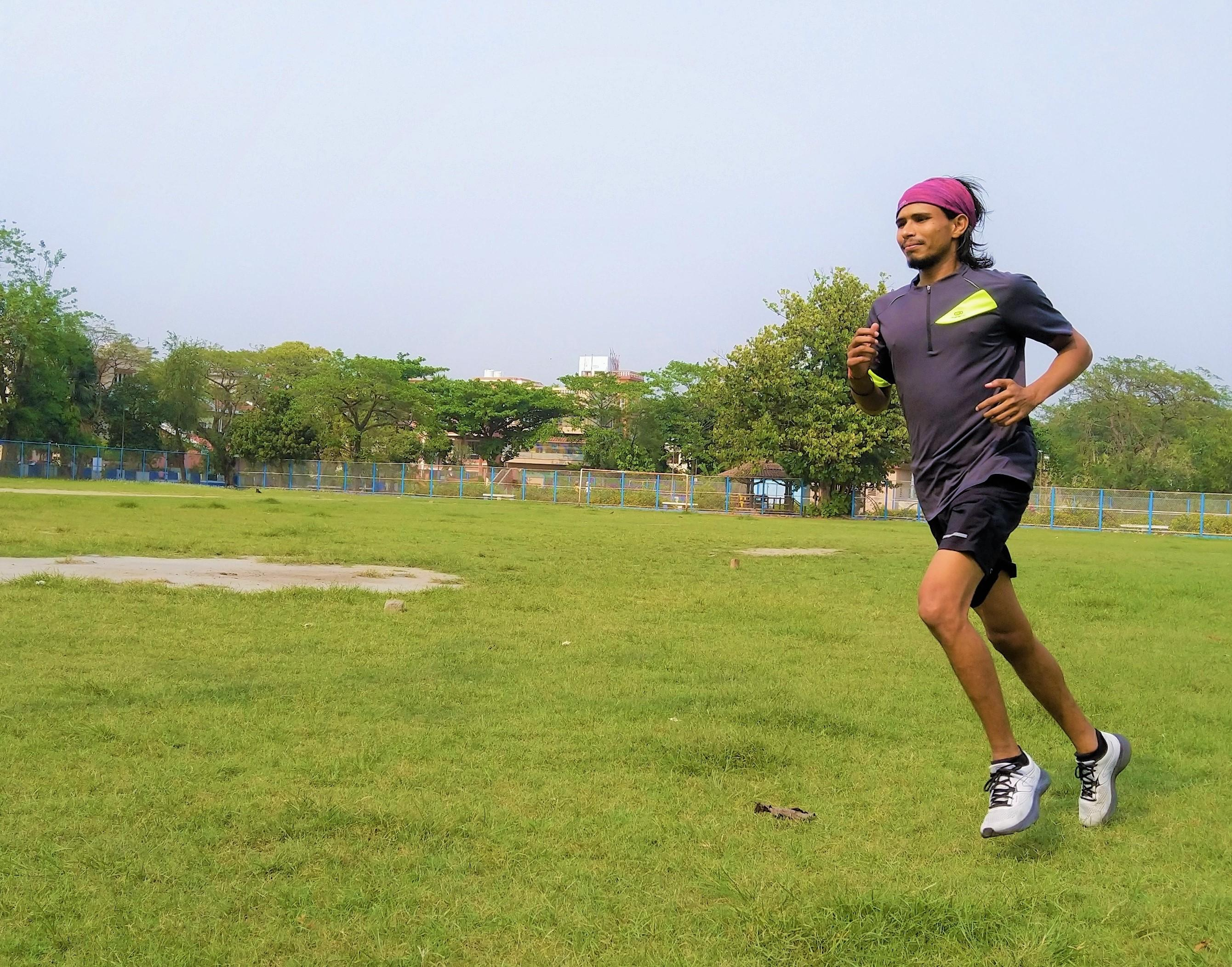 Vivek Singh - Running with a Purpose