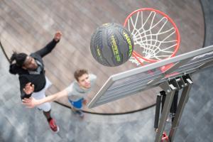 Jump Shots and Three-Pointers