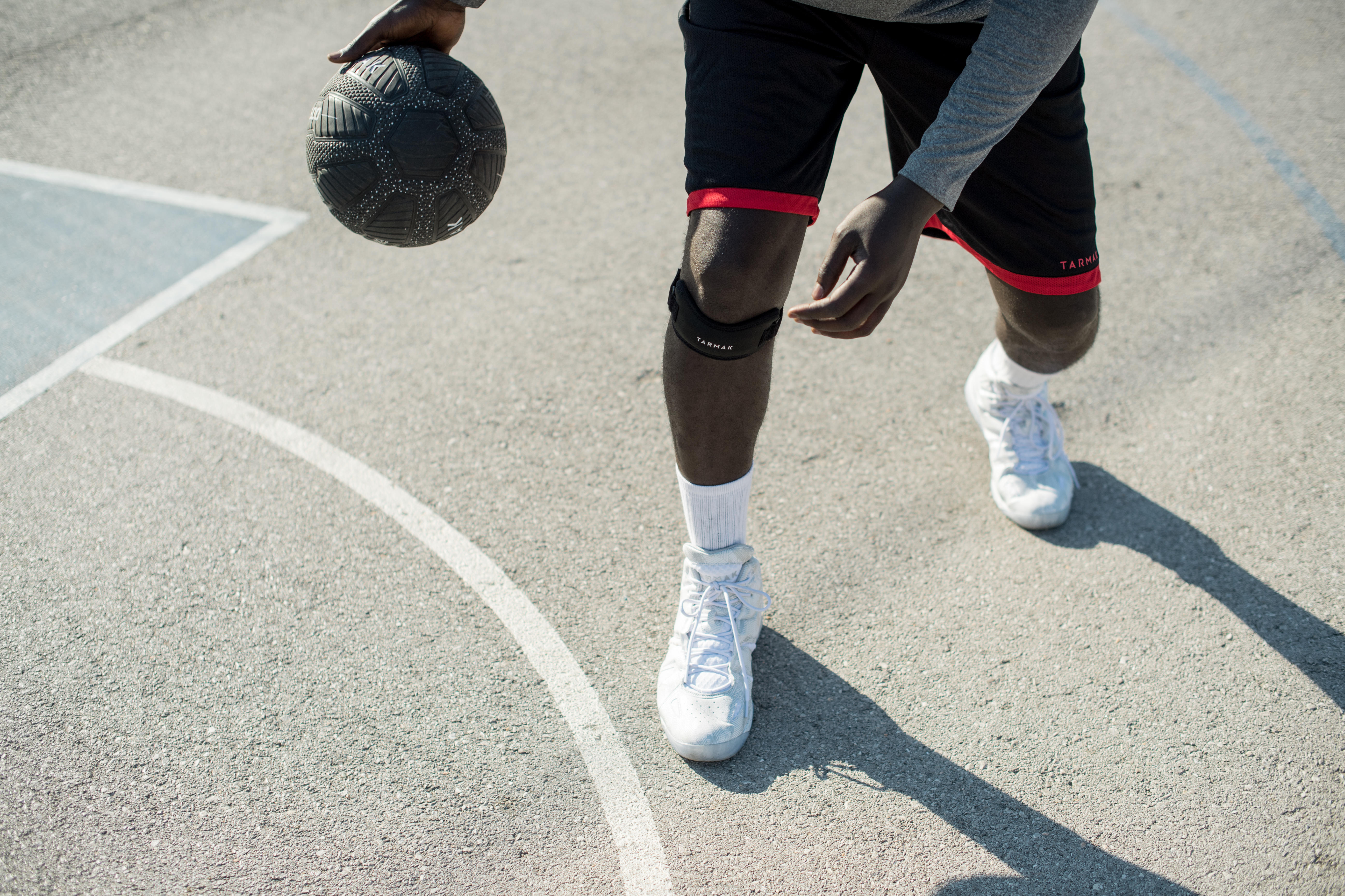 Discover basketball:agility and teamwork on all courts