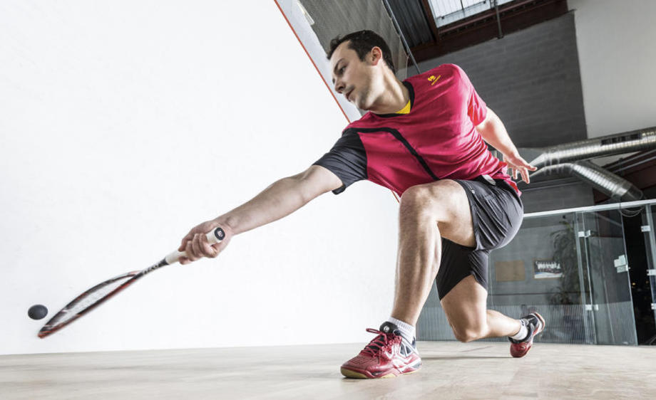 squash racket strings for intensive players
