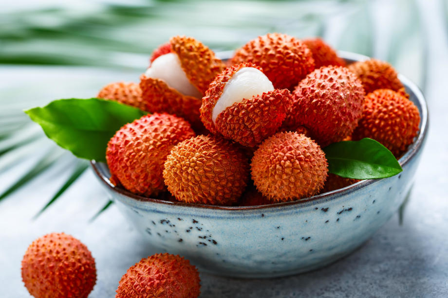 lychees for weight loss
