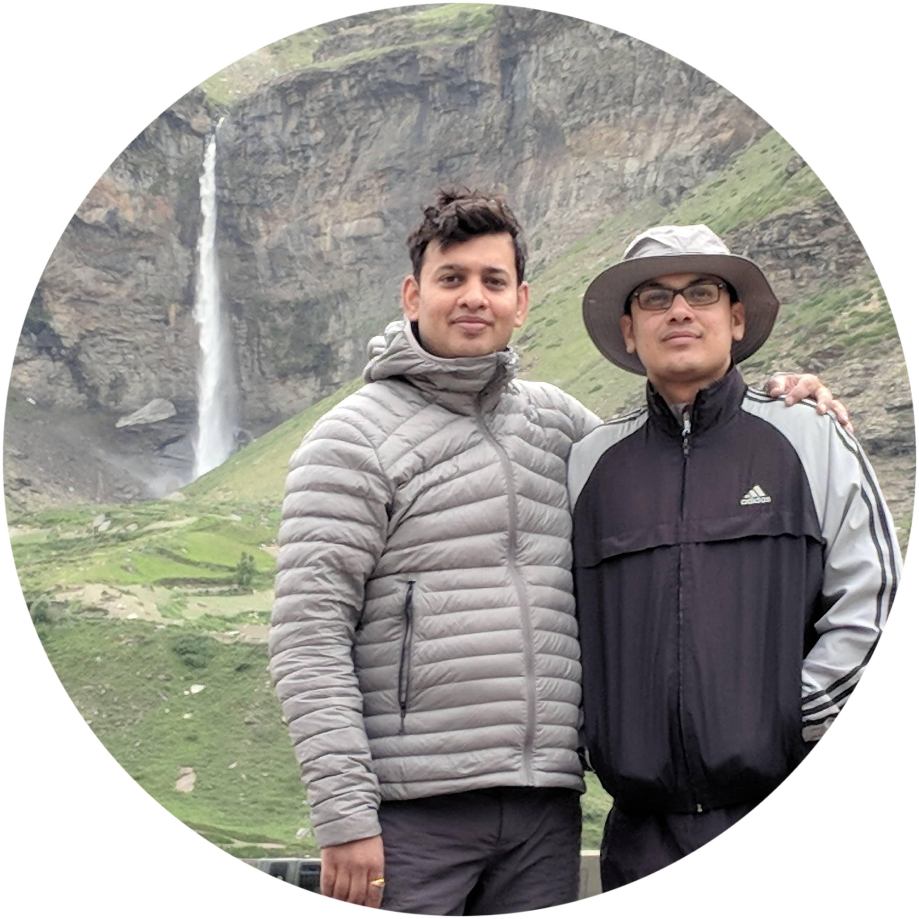 Tapan and Nikhil Jindal