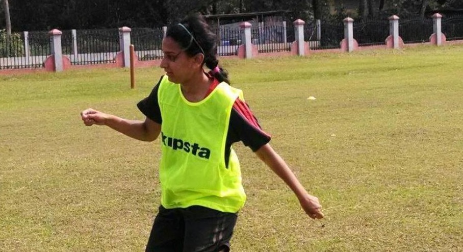 Women's Football - Riddhi Ramesh - From playing Football to building a Turf